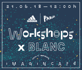 adidas Parley Workshop x Blanc
